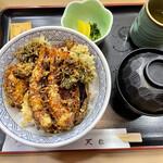 天松 - 免疫力強化天丼(1,200円税込)