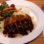 ホッカイドウソラキッチン - 料理写真:根室名物エスカロップ