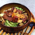 みやび亭 - 黒毛和牛みすじ肉で炭火焼