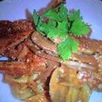 1550658 - 渡り蟹&トマトソースの生パスタ