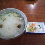 15500311 - 鮎雑炊
