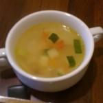 15500632 - スープ(ランチ)