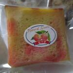 パティスリー シュエト - 桃のケーキ