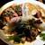 Festa - 料理写真:3種類のあいがけカレー
