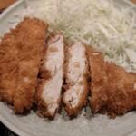 とんかつの藤 - チキンカツ