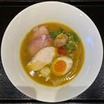 麺屋 貝原 - 料理写真:貝醤油 850円