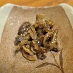 うなぎ大井川 - (2021/6月)肝の佃煮