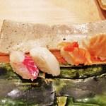15501126 - 鯛・イカ・赤貝