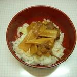 麺処 こって牛 - ミニしぐれ丼(HotPepperクーポン)