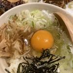 伝串 新時代 - 一推しネギ飯。