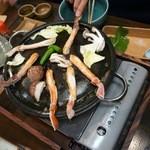 旬菜料理 花のれん - 海鮮陶板焼き 旨い