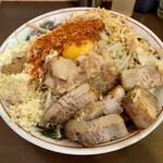 自家製麺 まさき - 料理写真: