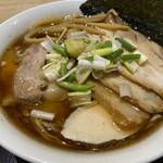 155022274 - 醤油スモークチャーシュー麺(大盛)
