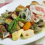 イタリア食堂 MARIA - 料理写真:前菜盛り合わせ(2名様分)