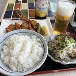 九州産直角打ち しらすくじら - 料理写真: