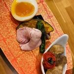 Nichishikimenhanhanaotoshouten - これだけで食べても美味しいトッピング✨