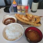 天ぷら定食の店 あつあつ揚立てっちゃん - 料理写真: