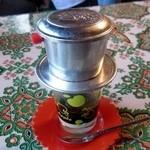 越南食卓 - ベトナムコーヒー