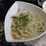 きじ亭 - 麻辣麻醤麺 800円