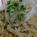 きじ亭 - 麻辣麻醤麺 アップ