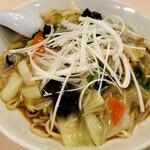 古久家 - 汁なしサンマー麺