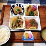ごんべや - 料理写真:日替り定食750円
