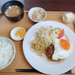 カフェ ド ダン - 料理写真:日替わりランチ