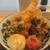 天丼 八段屋 - 料理写真:野菜天丼