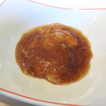 メゾン・ド・ユーロン - 山伏茸とフカヒレの煮込み
