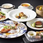 中国料理 南園 - 料理写真:2021年8月盛夏