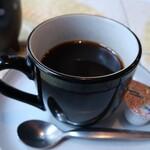 モデル - コーヒー