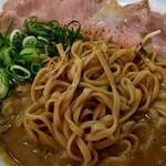 155044472 - 麺とチャーシュー