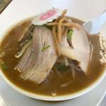 ひろし食堂 - ミソチャーシューメン ¥850