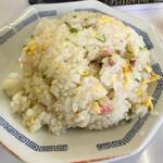 ひろし食堂 - セットのチャーハン(プラス¥300)