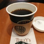 タリーズコーヒー - 本日のブレンドです