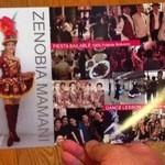 イ リブロス - 2012年6月23日ボリビア・ダンスパーティー主催ゼノビア・ママニさん