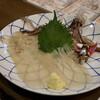 活魚料理 いか清 - 料理写真:烏賊の活け造り