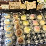 パンェブール - 料理写真:ミニヨーグルトパン 100円