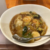 調理麺 カンヌー - 料理写真:ハーフ中華丼