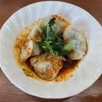 麺屋遊膳 - 水餃子