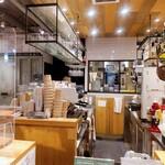 カフェ&ブックス ビブリオテーク -