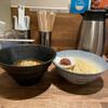 中華そば 麺壁九年 - 料理写真:限定濃厚冷やし担々つけ麺
