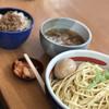鶴見塩元帥 - 料理写真:塩つけ麺+じゃこ飯