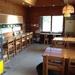 森のBe-Cafe - 店内