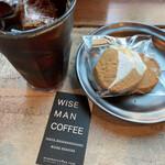 ワイズマンコーヒー - 料理写真: