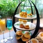 MIRAIE Dining - ◆向日葵×夏空Afternoon Tea◆