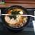 GP食堂 - 料理写真:ラーメン450円 丼の直径19cm
