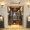 ラ・ベランダ - 内観写真:入口はホテル入口入ってすぐ。【1階】