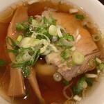 中国料理 耕治 - ワンタン