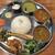 ローカル渋谷 - 料理写真:ヒマラヤスペシャルカーナセット(豪華版ダルバート(ネパール定食)))